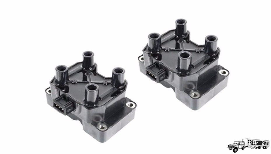 IGNITION COIL SET x2