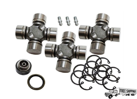 Front Propshaft Double Cardon Joint Repair Kit