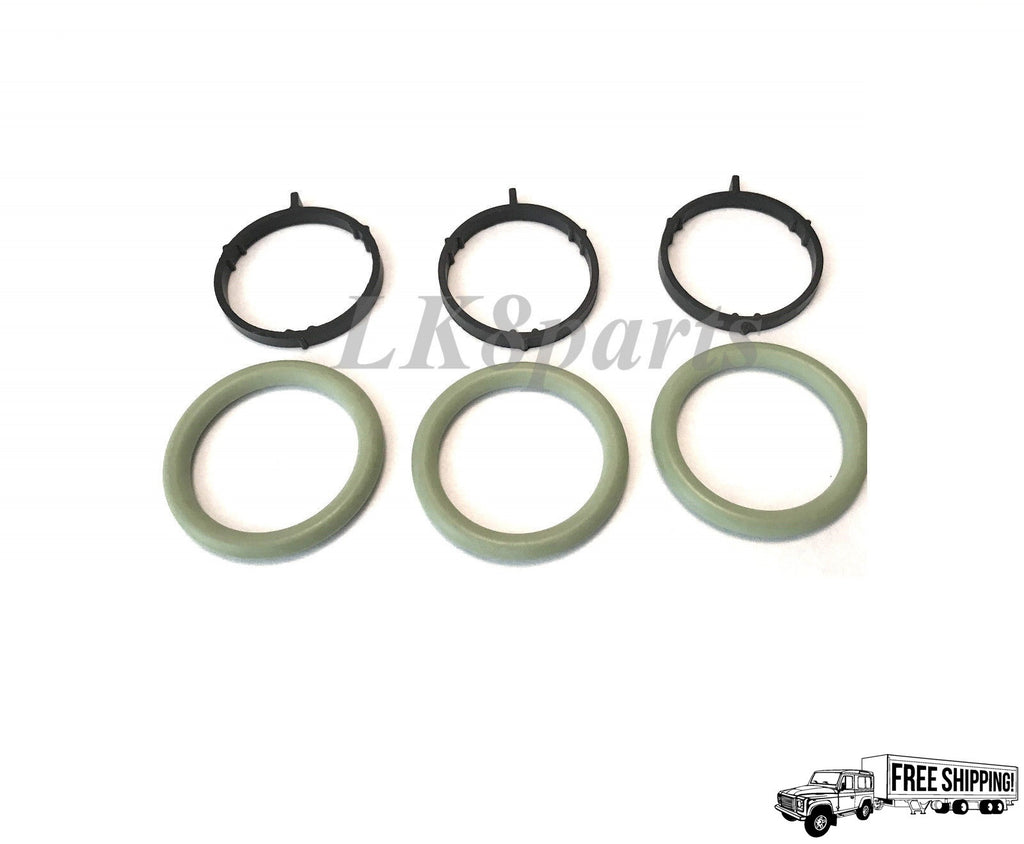 Plenum and Intake Manifold O-Rings Set