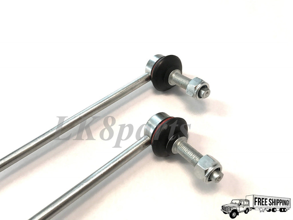 FRONT SWAY BAR LINK STABILIZER SET x2