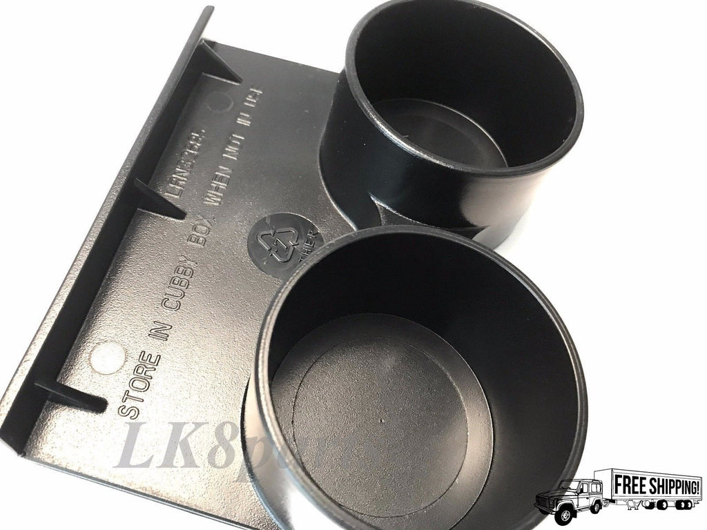 Genuine Cup Holder in Dash Black Plastic