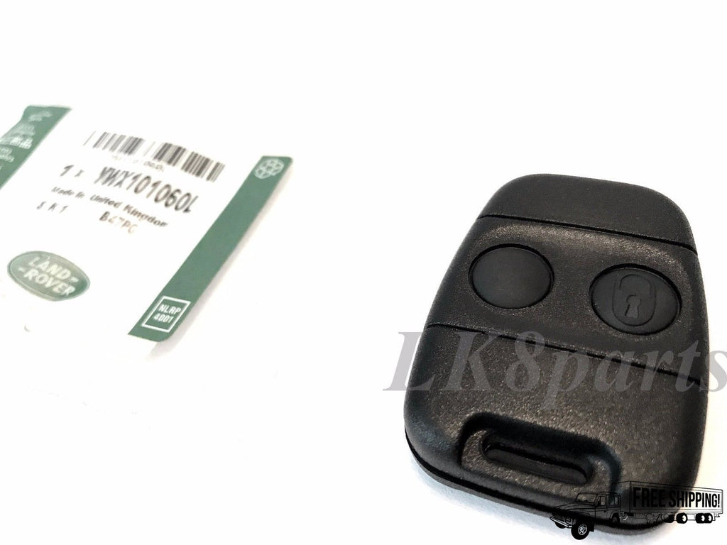 Genuine Remote Fob Case and Button Rebuild Kit