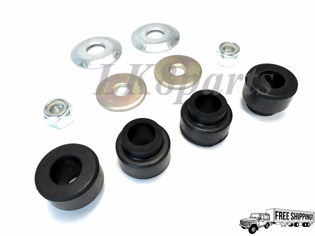 Front Radius Arm to Chassis Bush Kit