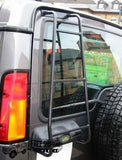 Rear Access Roof Rack Ladder