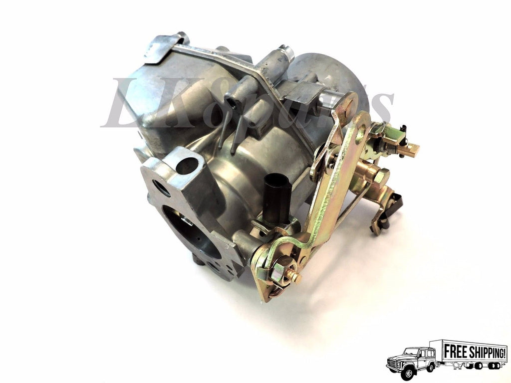 Zenith Type Carburetor
