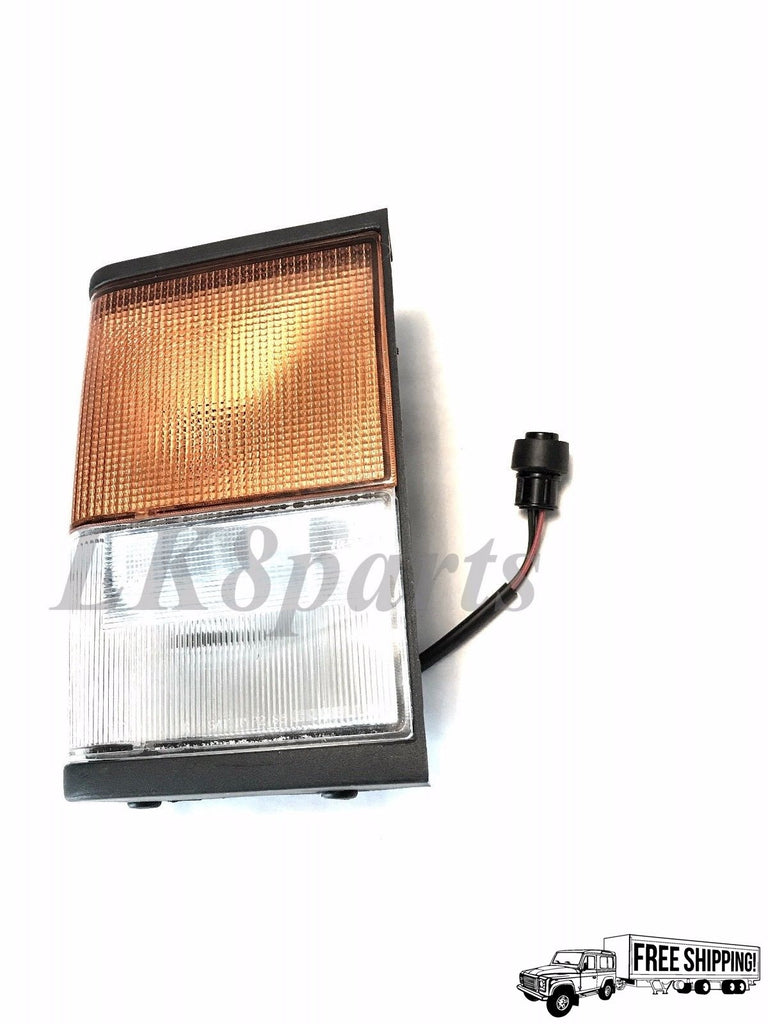 FRONT TURN SIGNAL CORNER LIGHT LAMP RH