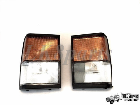 Front Side and Flasher Lights SET RH LH