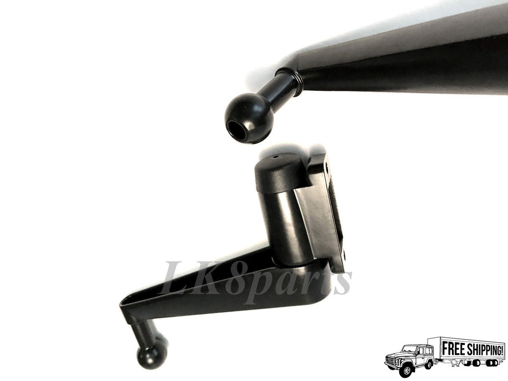 Side Door Exterior Mirror Support Arm Set x2