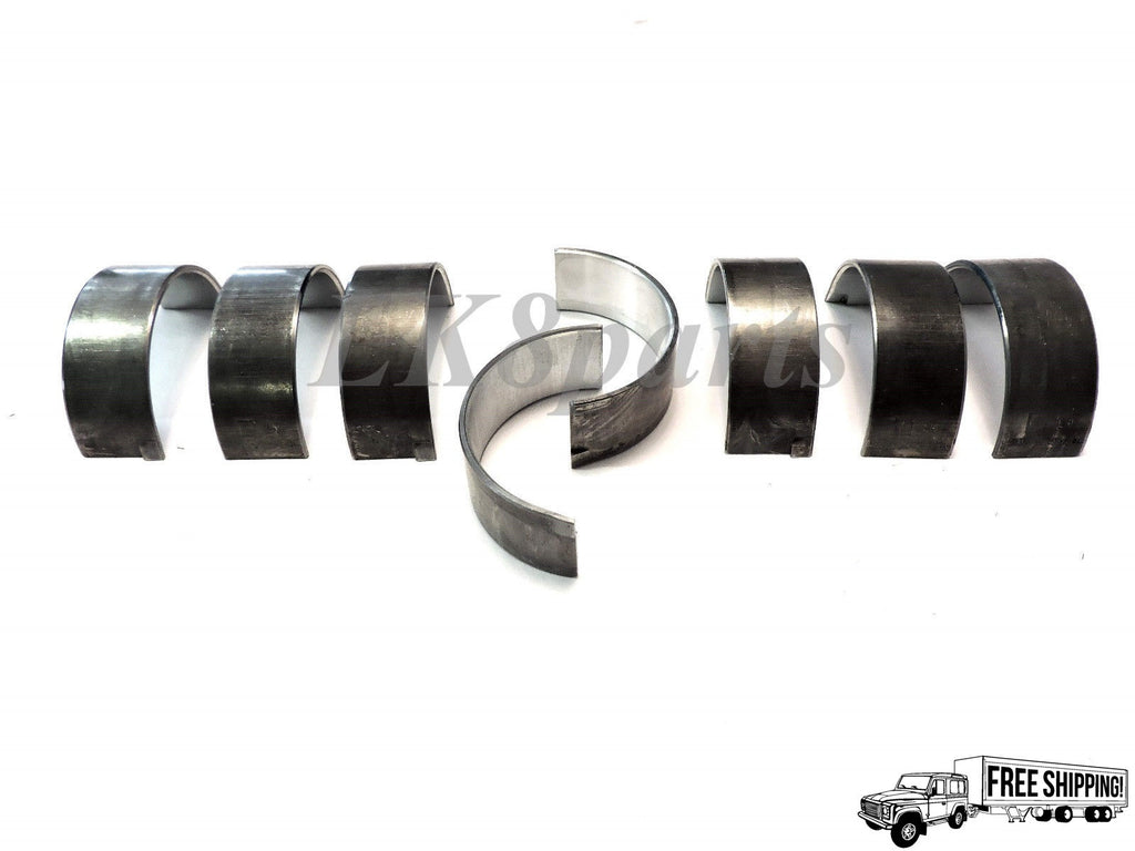 1.8L CONNECTING ROD BEARING SET x8 BLUE