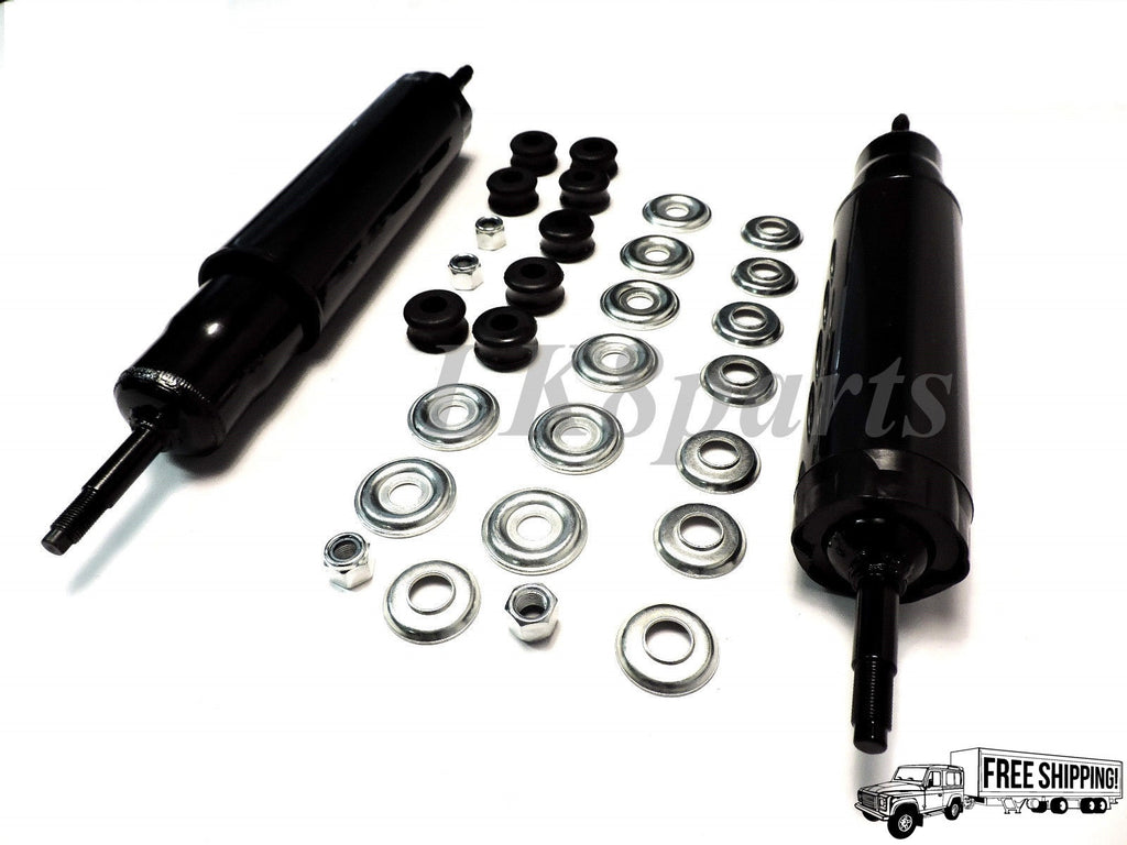 FRONT SHOCK ABSORBER SET OF 2
