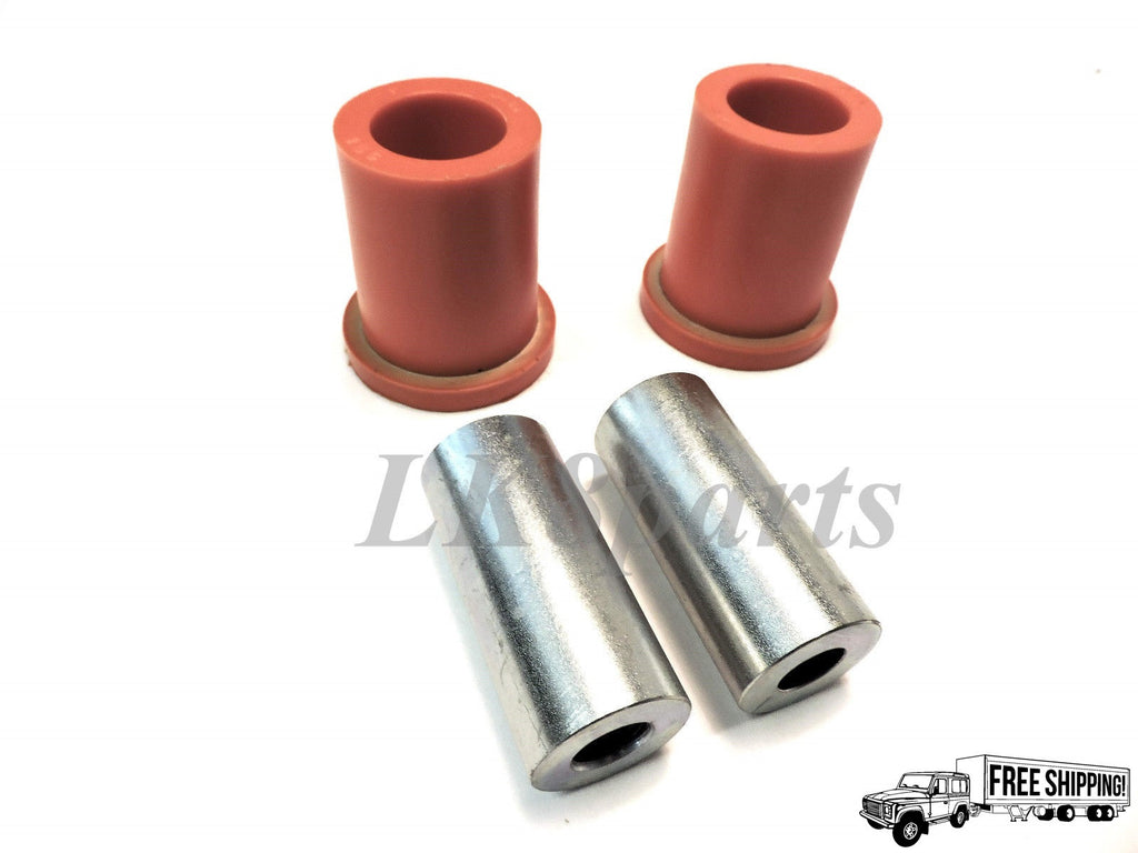 Polybush Dynamic Orange - Front Lower Wishbone  Front Kit