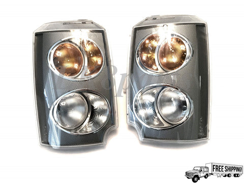 GENUINE FRONT TURN SIDE SIGNAL LIGHT SET