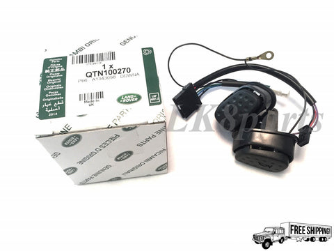 Genuine Land Rover Horn Button Switch kit