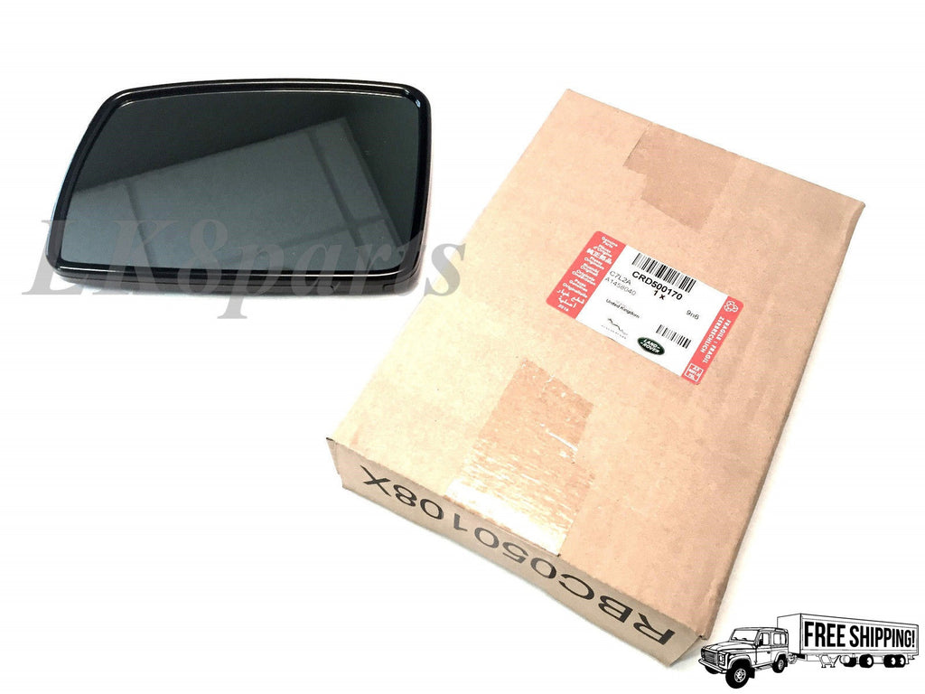 Genuine Electrochromatic Rear View Mirror Glass LH