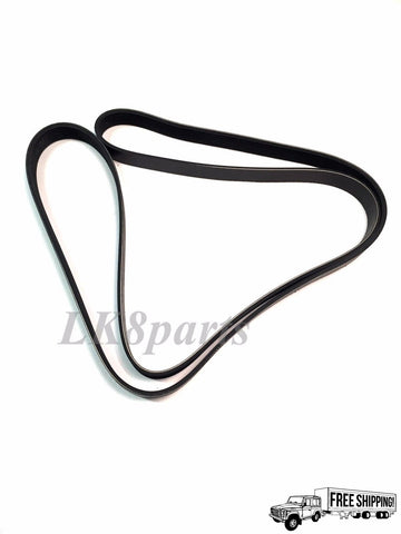 Alternator Fan Serpentine Driver Belt