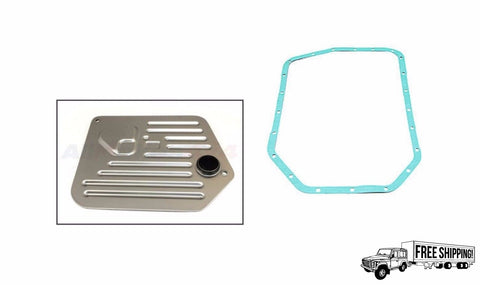 TRANSMISSION OIL FILTER + GASKET