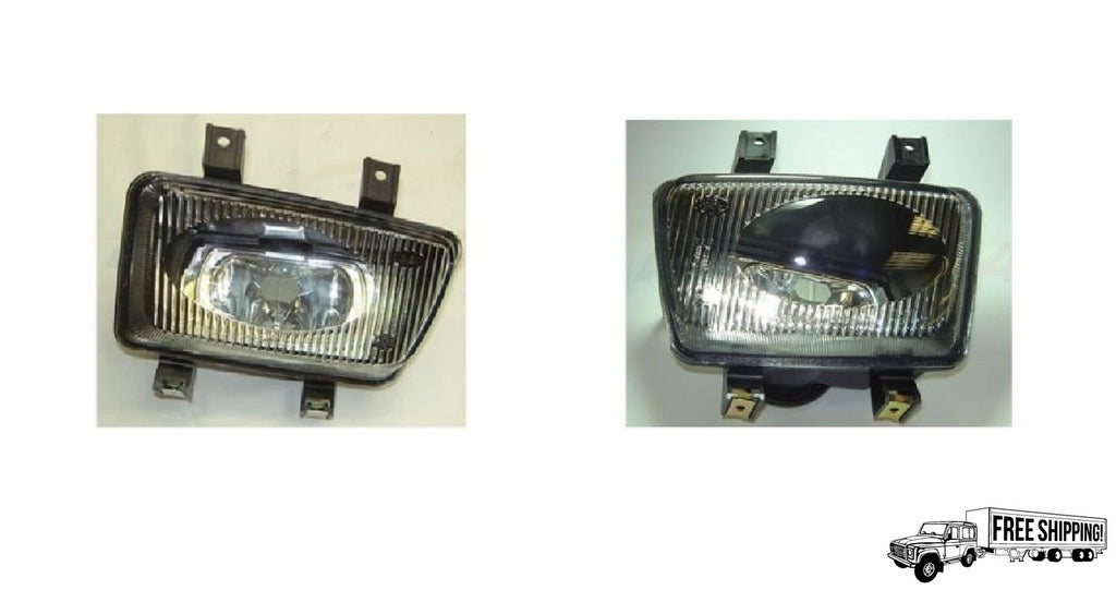 GENUINE FOG LAMP ASSY LH & RH PAIR
