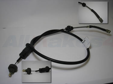 Accelerator Cable LH