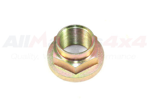 Axle End Nut PR2 Allmakes