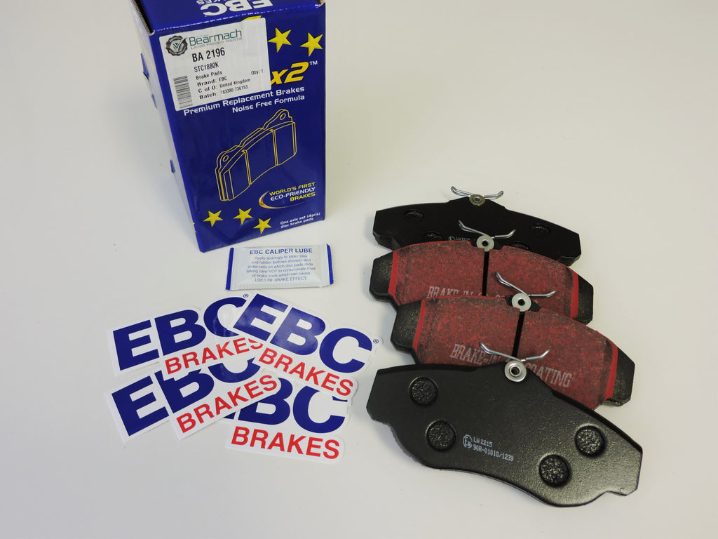 Discovery 2 EBC Front Brake Pads
