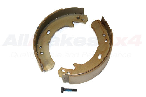 Emergency Brake Shoes PR2 AP