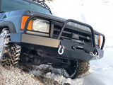 Lucky 8 Discovery 2 Front HD Steel Bumper