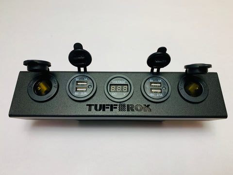 Tuff-Rok LR3 power panel