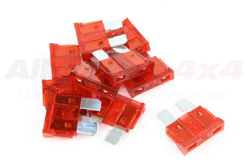Plastic Standard Fuse 10A