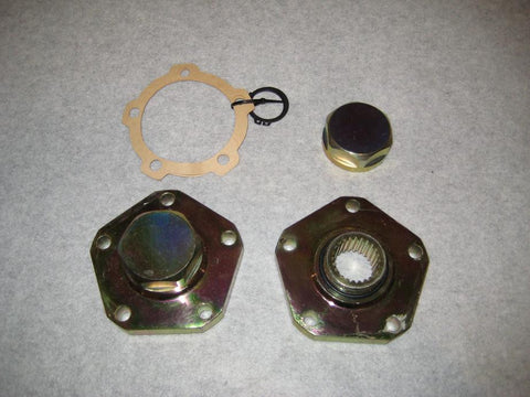 Ashcroft Heavy Duty Drive Flanges