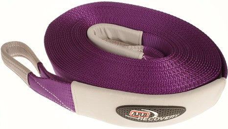 ARB 8000kg 80mm Wide Winch Extension Strap 20m Long