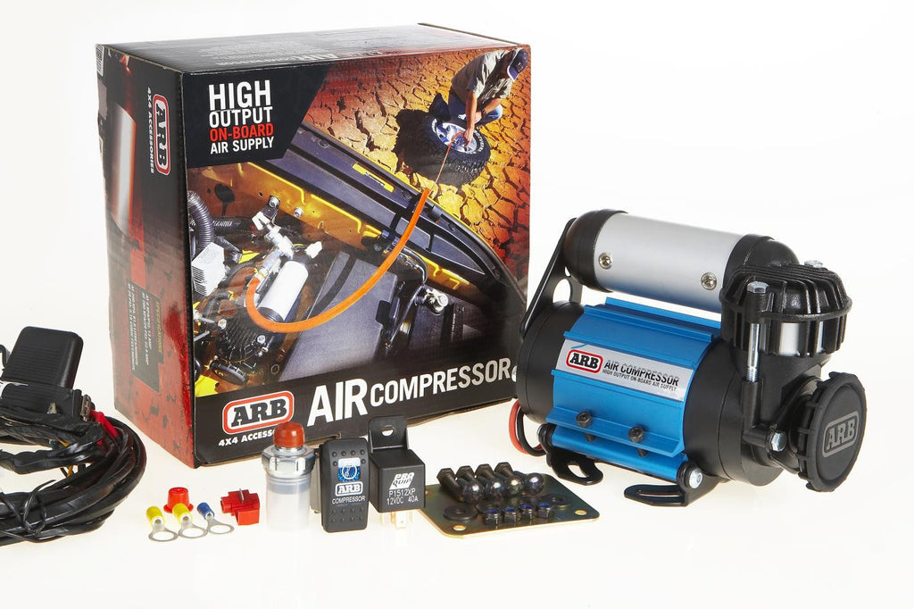 ARB Hi-Output On-Board Air Compressor