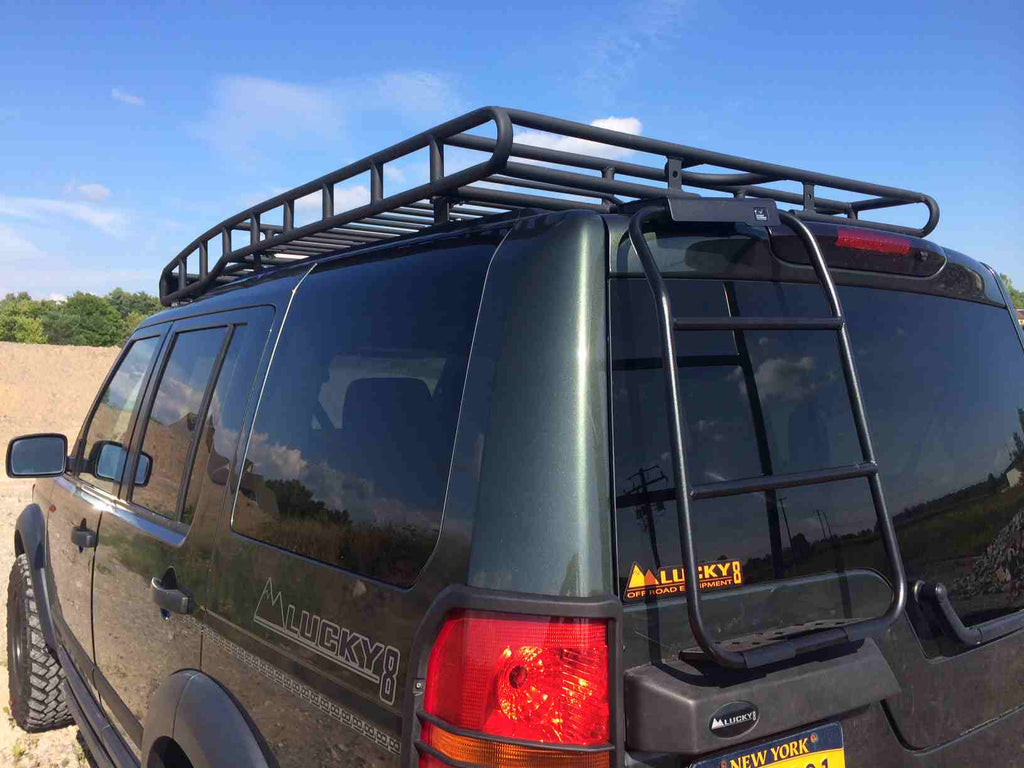 ... Front Runner Land Rover LR3/LR4 Rear Ladder