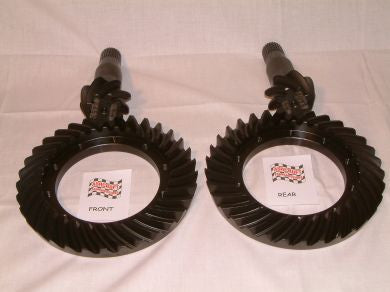 Ashcroft 4.10 Ring & Pinion for the P38 type Diff