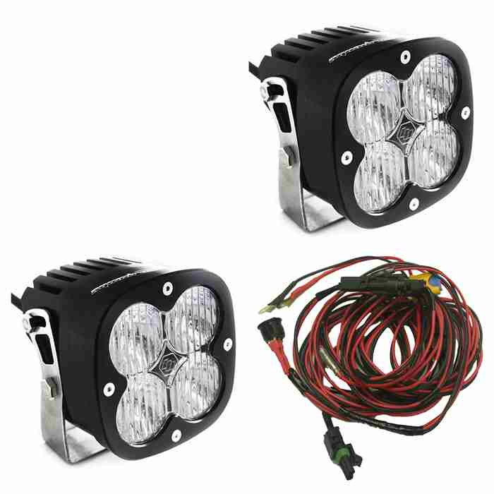 Baja Designs Squadron XL Pro, Pair Driving/Combo LED