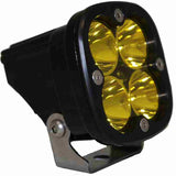Baja Designs Squadron Pro, LED Flood, Amber Lens