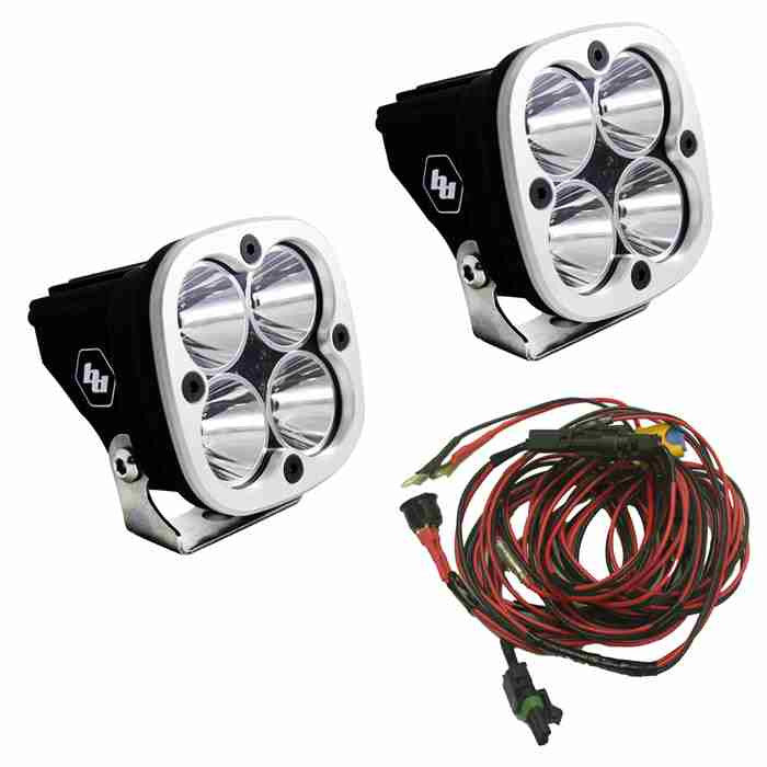 Baja Designs Squadron Sport, Pair Spot LED