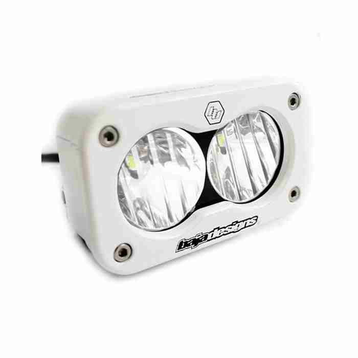 Baja Designs S2 Pro, LED Wide Cornering, White