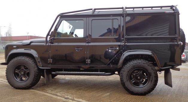 Land Rover Defender 110 5-Door Station Wagon 6 Point Bolt-in Roll Cage
