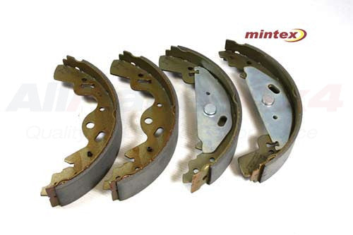 Rear Brake Shoes PR2 Mintex