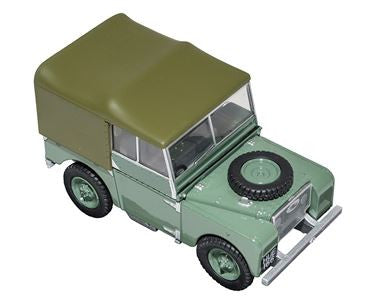 Series I Diecast 1:43 Scale Model HUE166