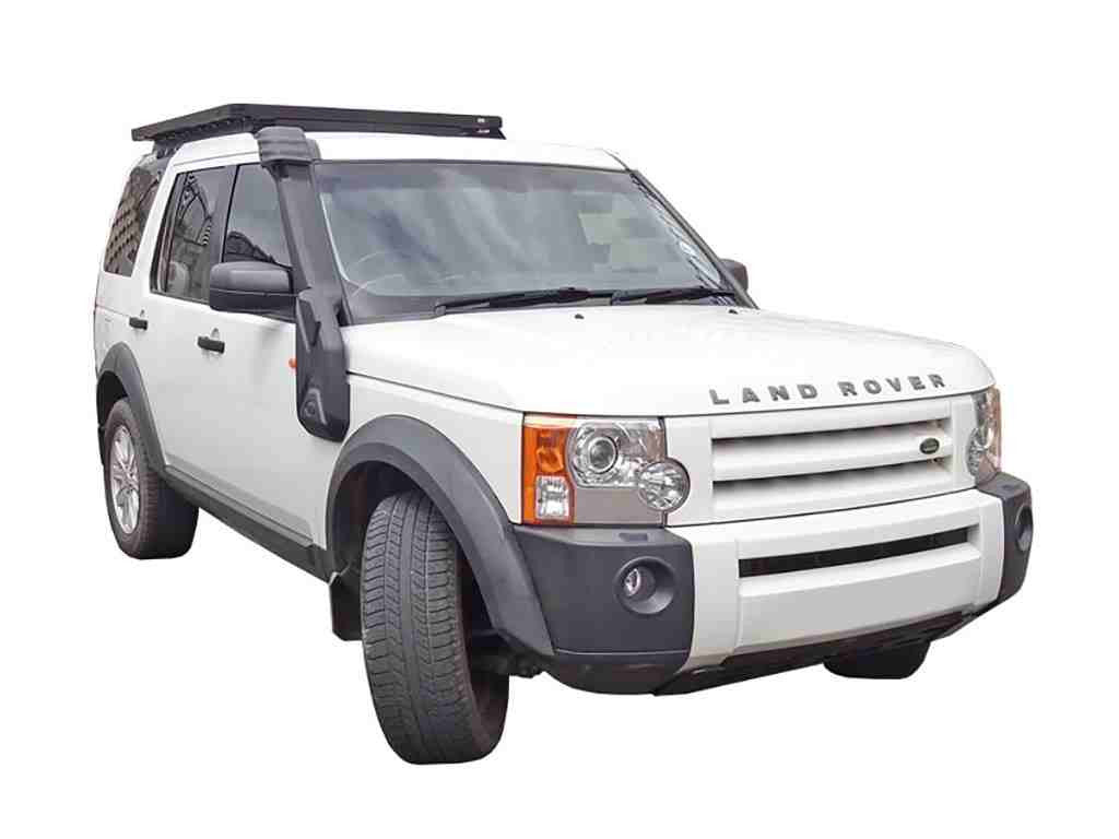 Land Rover LR3 U0026 LR4 Discovery Roof Rack (3/4 Cargo Rack Foot Rail