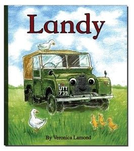 LANDY Original Book