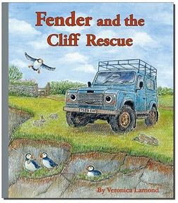 Fender and the Cliff Rescue
