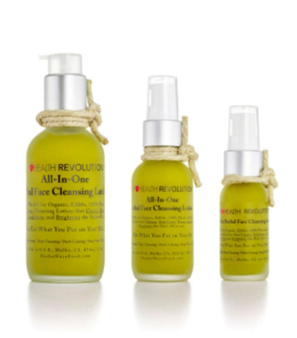 All in 1 Herbal Face Cleansing Lotion™