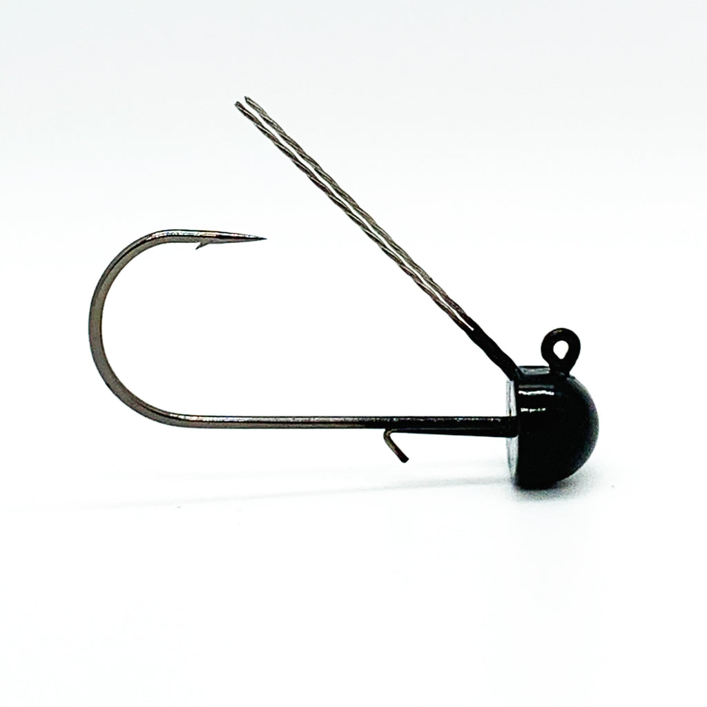 Weedless tungsten Ned (3 pack)