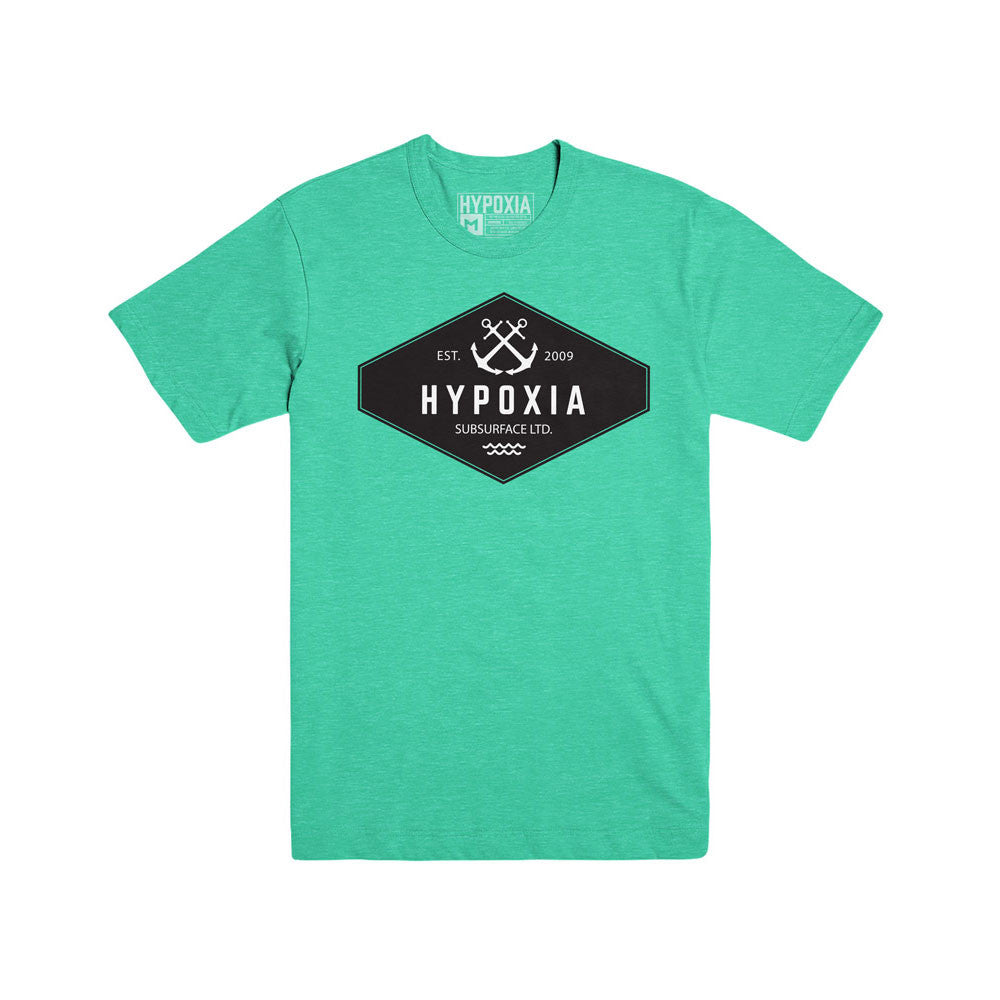 Hypoxia ANCHORED T-SHIRT