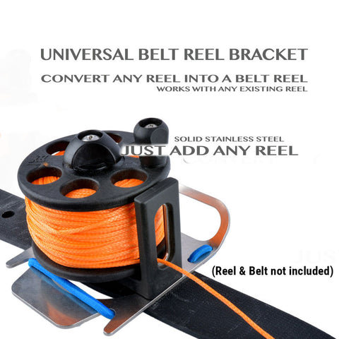 Universal Belt Reel Bracket