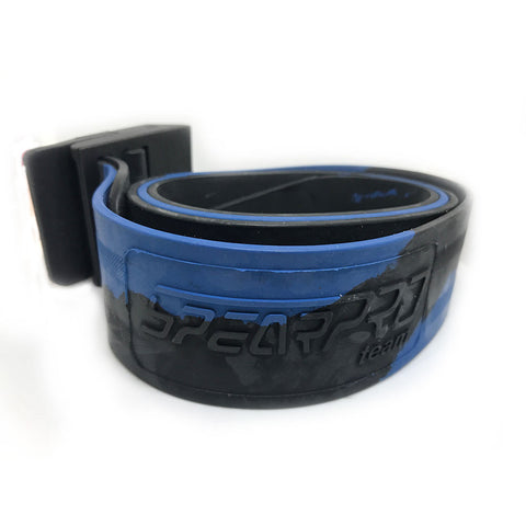 SpearPro Black/Blue Weight Belt