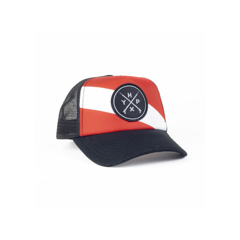 "Hypoxia ""Dive Flag Icon"" Signature Series Trucker Hat"