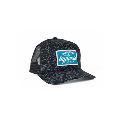 Hypoxia - Epic Subsurface Trucker Hat